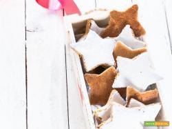 Zimtsterne : i biscotti di Natale