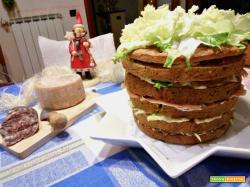 Panettone gastronomico senza glutine