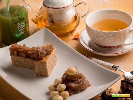 Colazione invernale? Con l'estratto di cetriolo e mela verde