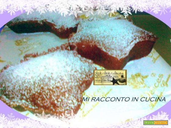 Dolcetti Natalizi in Pasta  Frolla e cacao