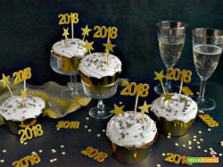 Cupcakes al prosecco and happy new year!