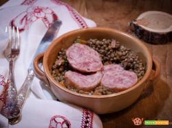 Cotechino e lenticchie – Ricetta tradizionale