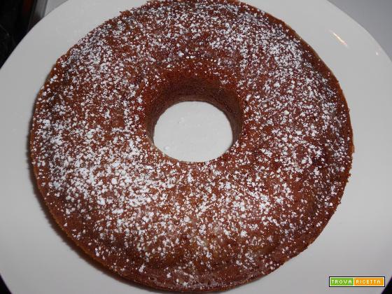 Torta 7 vasetti ai Mirtilli | Ricetta