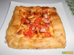 Pizza Brisèe | Ricetta