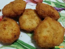 Nuggets di pollo   Ricetta