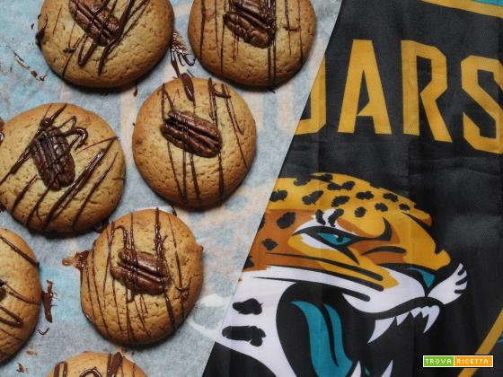 Biscotti speziati con noci pecan