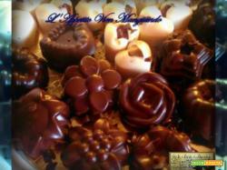 Cioccolatini Al latte ripieni Per la Calza della Befana!!
