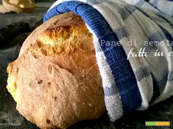 Come fare il pane in casa. Parte I