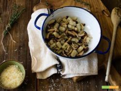 Gnocchi di patate dolci , un piatto semplice e veloce