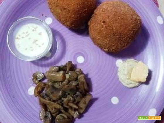 Scotch Eggs-Uova in Polpetta alla Scozzese con Salsa alla Birra
