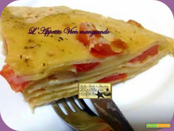 La Piadisagna Ingegnarsi in Cucina Finger Food
