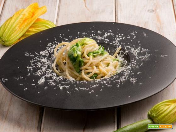 Spaghetti alla gricia vegetariana: il gusto del benessere…