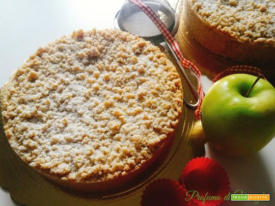 APPLE PIE morbida e cremosa