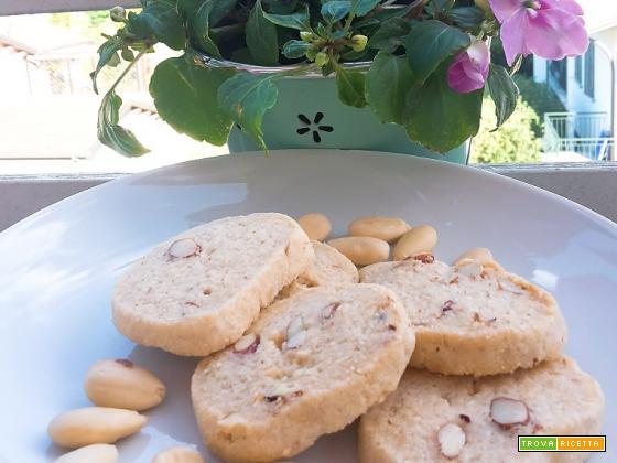 BISCO RELAX, fantastici biscotti alle mandorle