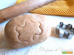 Pasta FROLLA INTEGRALE con STEVIA