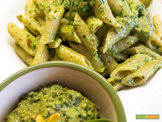 Pesto GREEN, con i sapori dell'orto
