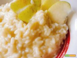 riso risotto con formaggella della valganna
