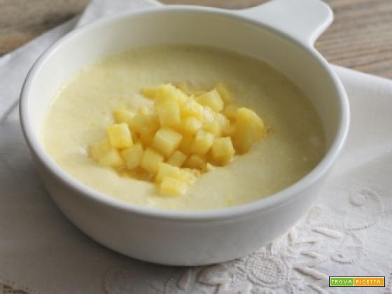 crema di ananas