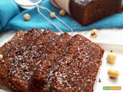 Plumcake alle nocciole e cioccolato