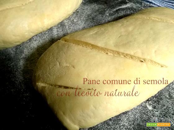 Come fare il pane in casa II parte