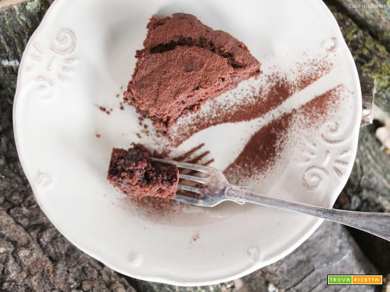Naked Sacher Torte (Vegan and Light)