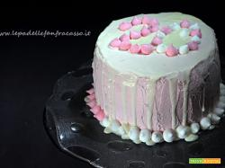 UNA IMPERFETTA DRIP CAKE ROSA