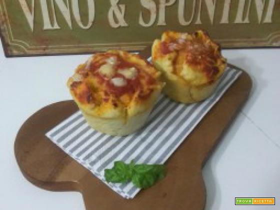 Un pò pizza..un pò muffin