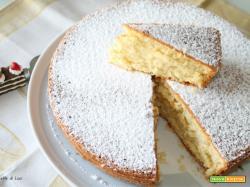 Torta Margherita, soffice, gustosa e facile da preparare!!!!!!