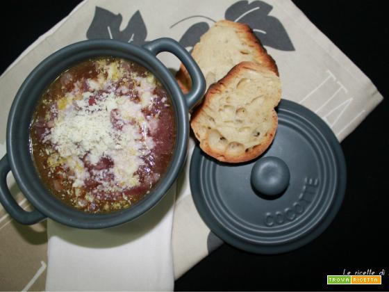 Carabaccia: la zuppa di cipolle ai tempi di Caterina