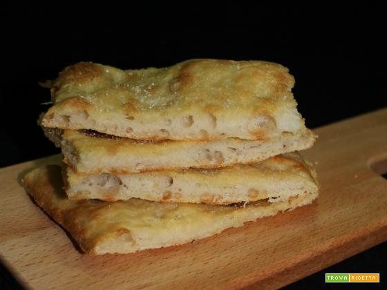 Pizza bianca romana...è Lei o non è Lei?!?!?