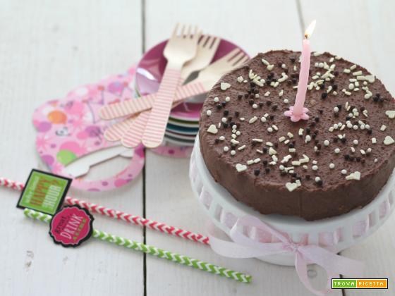 Compleanno con la Chocolate Biscuit Cake