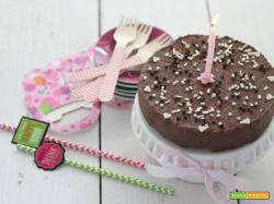 Compleanno con la Chocolate Biscuit Cake