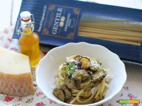 Pasta Gentile, Spaghetti alla Nerano