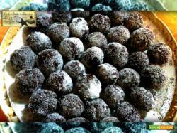 Castagnole al Cioccolato Fritte con Le Amc