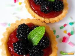 Crostatine FRAGOLA e MORE senza glutine