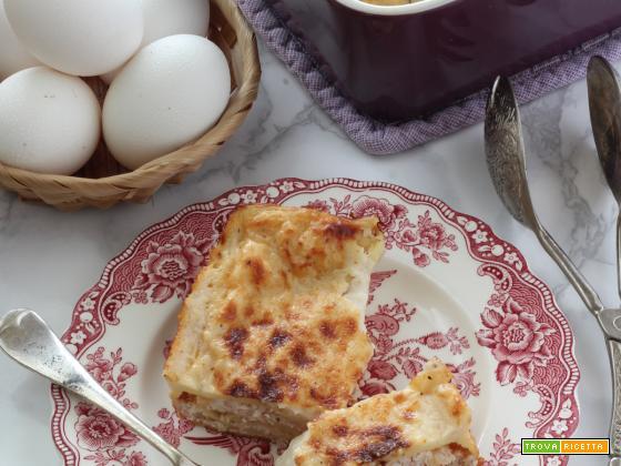 Cannelloni di Crepes al Forno