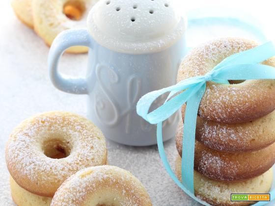 Donuts al latte condensato di Madame Gateau