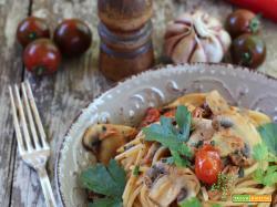 Spaghetti alla Carrettiera (versione romana)