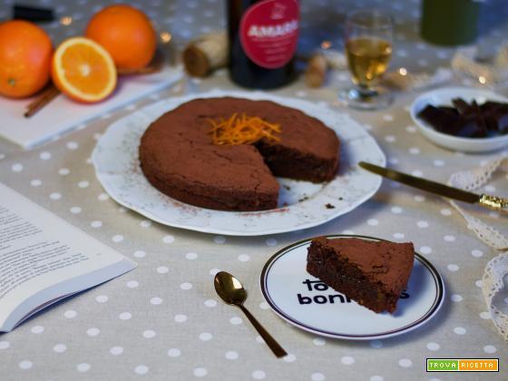 Cioccolato e Arancia: la torta della felicità