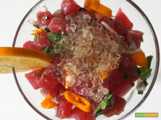 Ceviche Mimosa. L'ultima sfida.