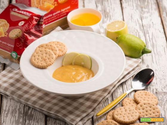 Crema di limone all'acqua : una golosa bontà per molte ricette