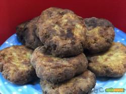 Polpette lesso e patate (riciclo degli avanzi del bollito) con il CuCo Moulinex