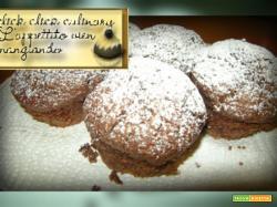 Dolcetti al Cioccolato anche per i Golosi Intolleranti al  Glutine