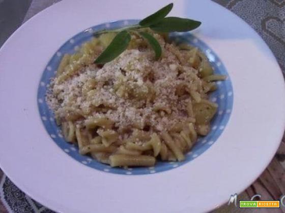 Pasta e patate con Cuisine, i-Companion e XL Moulinex