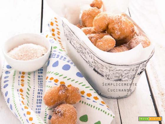Le frittelle di Donna Hay