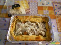 Torta salata con peperoni, melanzane e carote | Ricetta
