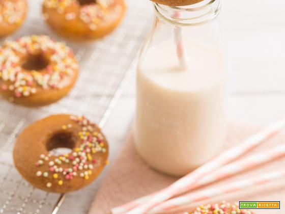 VEGAN GLUTEN-FREE BAKED DONUTS