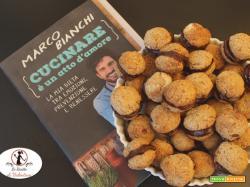 MANGIA CIO' CHE LEGGI 111: Baci di dama tratti da Cucinare è un atto d'amore di Marco Bianchi
