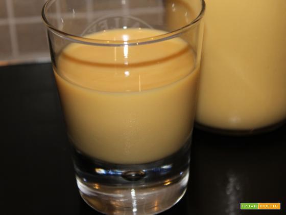 Liquore allo zabaione | Ricetta Cuisine Companion
