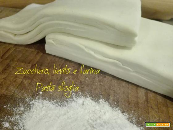 Pasta sfoglia – Impasto, lavorazione e cottura